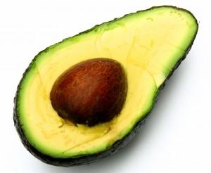 wieviel fett hat eine avocado